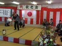 H230919敬老会神楽舞い