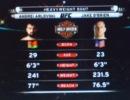 UFC82 アルロフスキー vs オブライエン