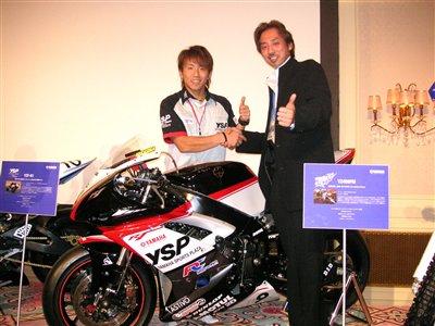 JBS1000中須賀選手