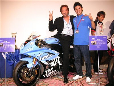 ST600佐藤選手