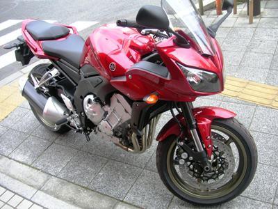スポーツバイクカラー!レッド!