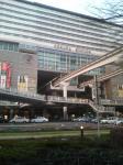 伊勢丹と小倉駅