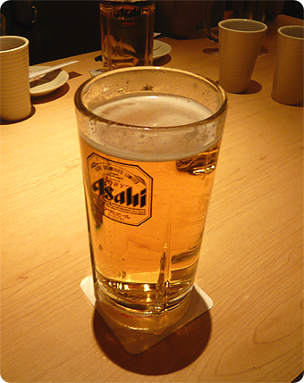 大大杯啤酒~