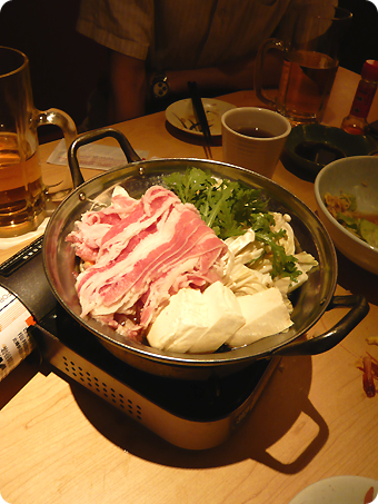 超~~~~級美味牛肉火鍋XD