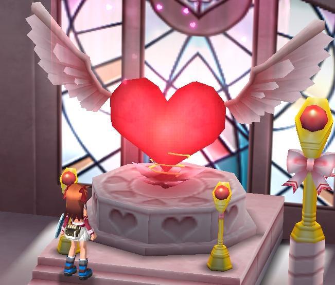 バレンタイン聖堂