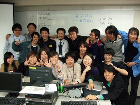 19-4 PC隊集合写真
