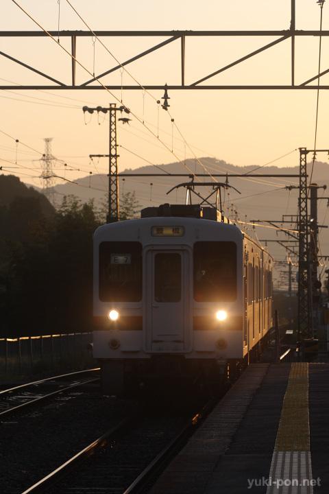 119系@東上駅