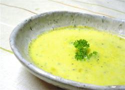 かぼちゃ豆乳スープ