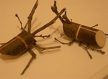 昆虫フィギア