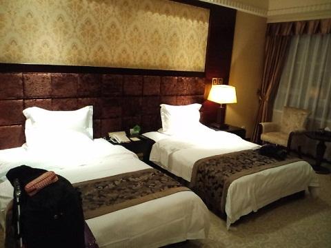 アジア大会 ホテル 2