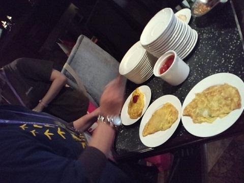 アジア大会 ホテル卵2