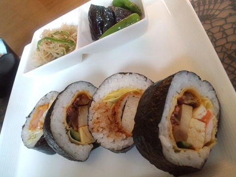 2月 舞ちゃん寿司