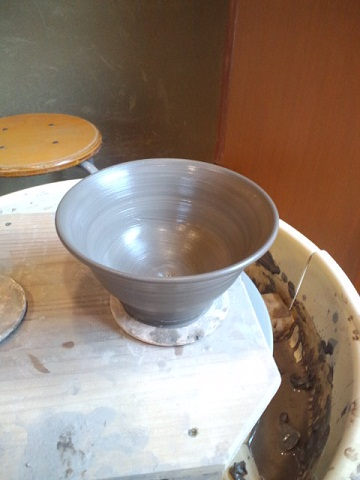 2月清水お茶碗