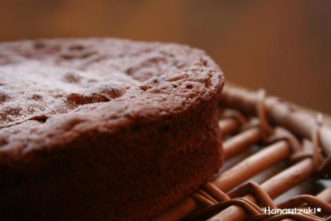 手作りケーキ!