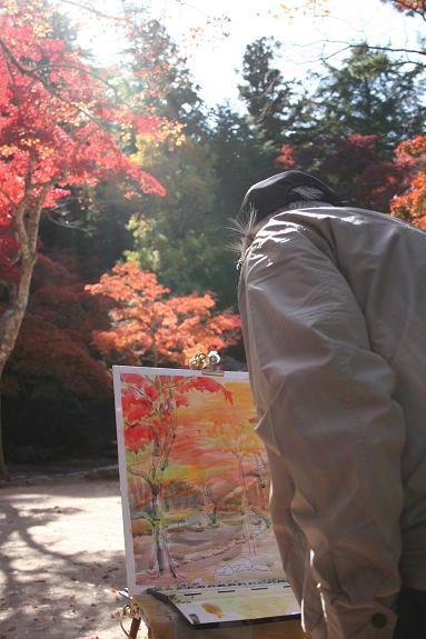 芸術の秋w