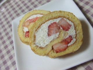 ロールケーキ 1