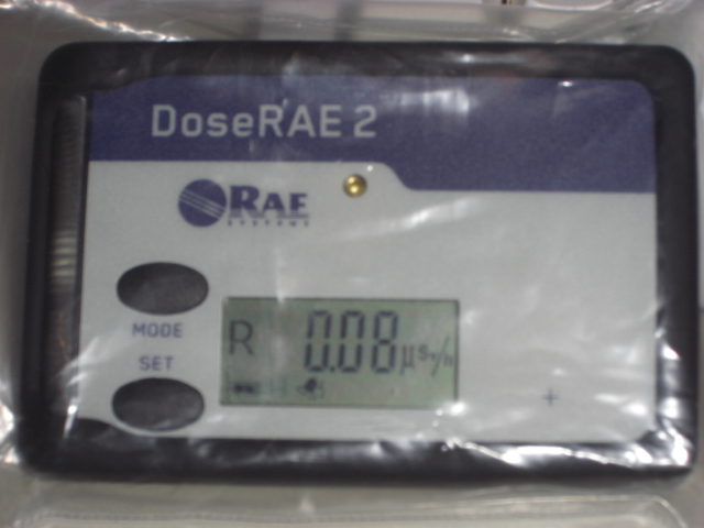 千駄木教室放射線量 001