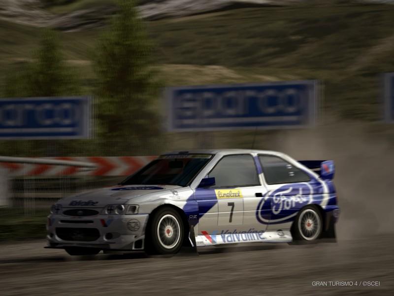 フォード エスコート ラリーカー '98