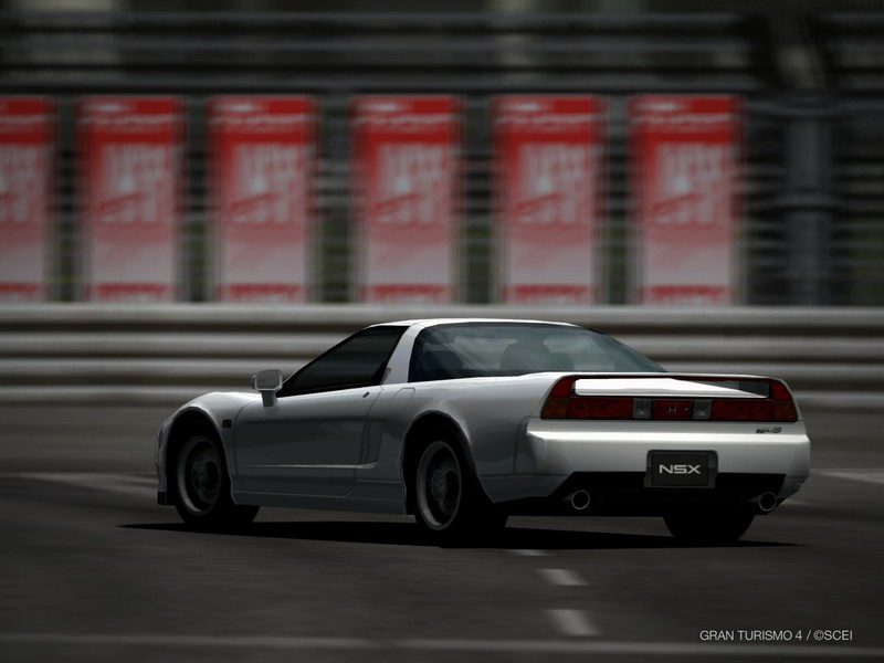 ホンダ NSX Type S Zero '97