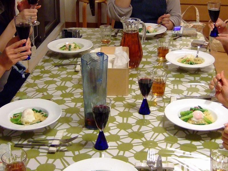 ■ イタリアン お料理教室 上野先生 【2009年6月】