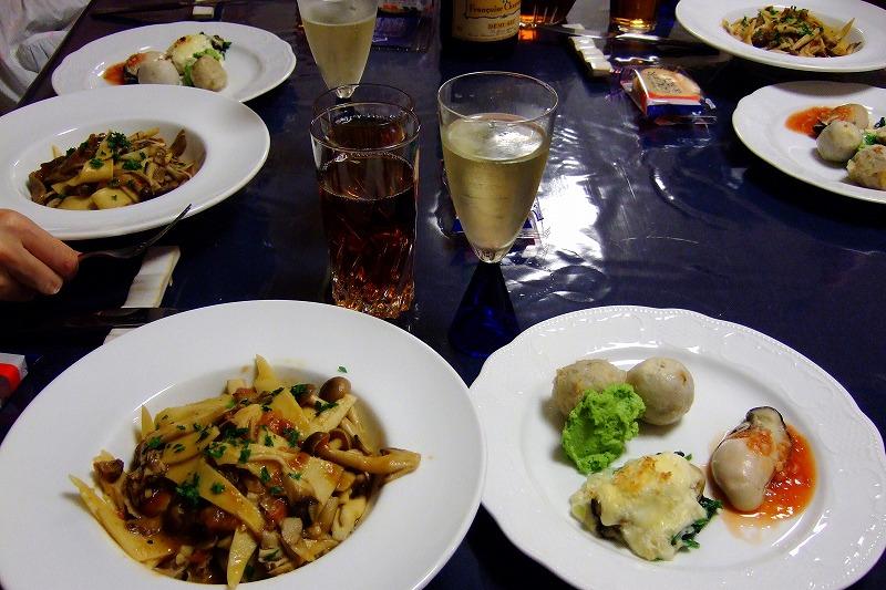 ■ イタリアン お料理教室 上野先生 【2009年9月】