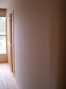 織物壁紙施工