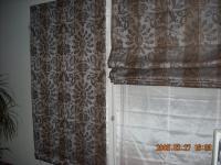 ツインプレーンシェードカーテン