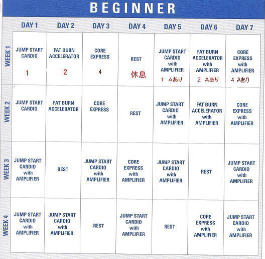 schedule blanks