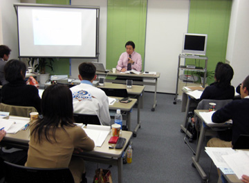 ビジョントレーニング集中セミナー・イン東京