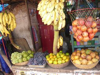 マンゴーの種類はとても多いし安い