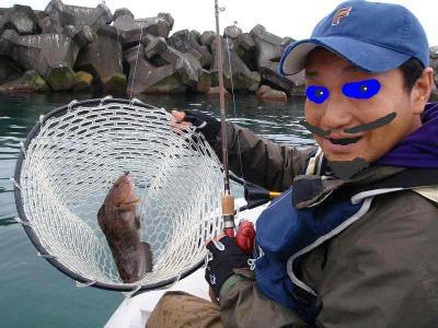 釣り男さん