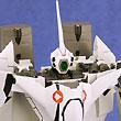 やまとマクロスシリーズ マクロス7 1/60 完全変形 VF-11C with スーパーパック