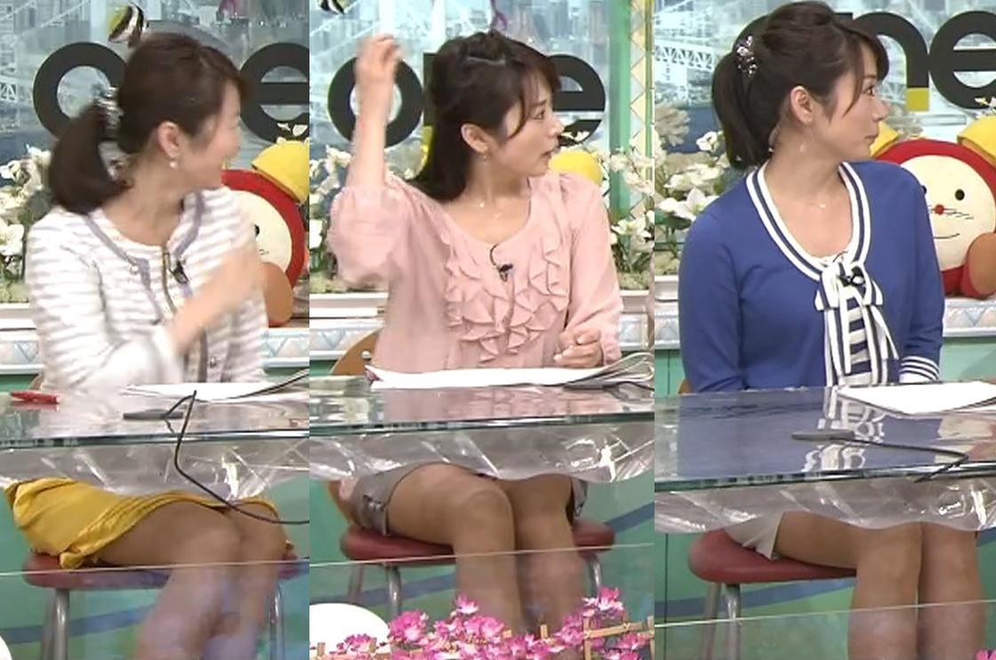 高島彩 ミニスカート集キャプ画像(エロ・アイコラ画像)