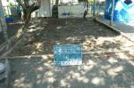 幼稚園 砂場清掃、掃除