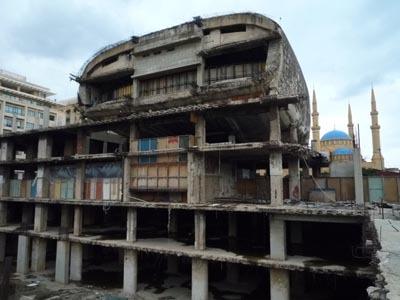 レバノン内戦あと2